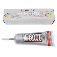 110ml E6000 glue drill nail DIY diamond jewelry crafts point drill mobile phone DIY glue e6000 <strong>adhesive</strong>