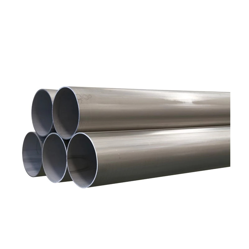 China  Wholesale Welded Pipe ASTM 304 316L stainless steel pipe