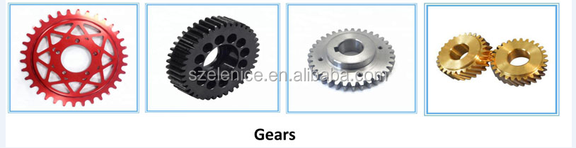 China Custom CNC Machining parts manufacture agriculture equips lathe metal CNC turning parts