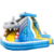 Small Kids Jumping House Bouncy Castles Inflatable Bouncer Combo With Pool