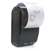 PUTY Bluetooth wireless pos printer Supplier 58mm Android Thermal Receipt Printer pos printer drivers
