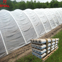 New Products China Suppliers Agricultural Farm Used Anti UV Greenhouse Film With 200 Micron