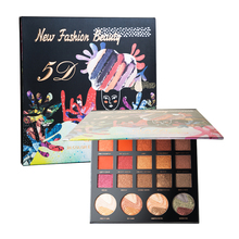 GZ8040086 2019 24 Color Natural Eyeshadow Palette Eye Shadow Make up Palette Set Private Label Cosmetics