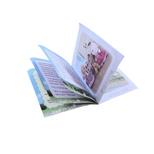 Wholesale Coated Paper Small Colorful portable Children Picture English Story <strong>Book</strong> For kids