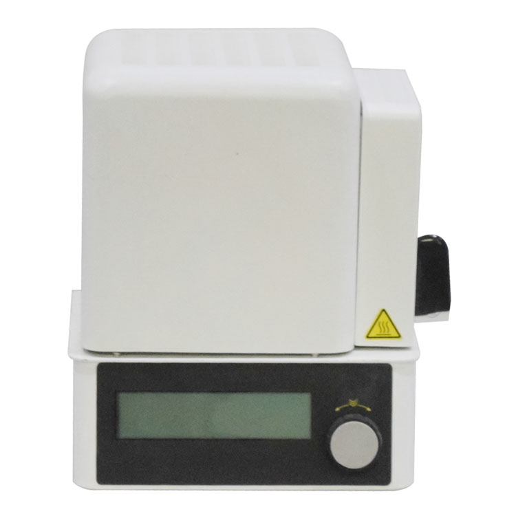 Fully functional small volume light weight mini dental furnace for dental sintering