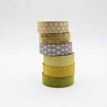 New Product Wrapping Label Patterned Custom Make Decorative Washi Tape