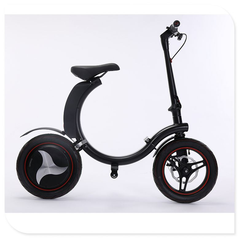 <strong>1000</strong> <strong>W</strong> Two Wheel Professional Halley Design Big Tire Electric Scooter