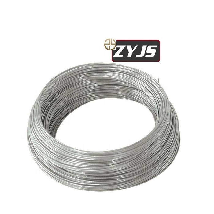 ZYJS wire gauge 2.5mm,3mm,5mm grade <strong>Q195</strong> Q235 galvanized steel wire price