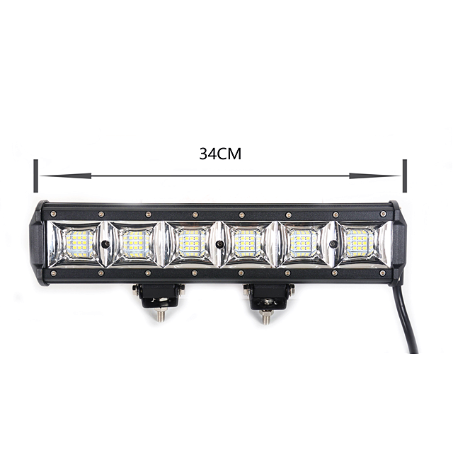 Auto Lighting System <strong>14</strong> inch 162W Led light bars Offroad Driving Spotlight Beam Led Work Light For truck offroad <strong>J</strong>-eep SUV ATV