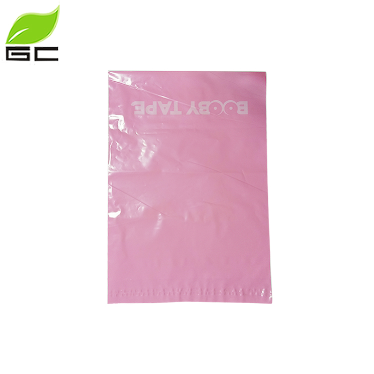 Custom Size Plastic Poly Mailer Courier Mail  Mailing Bag With Logo