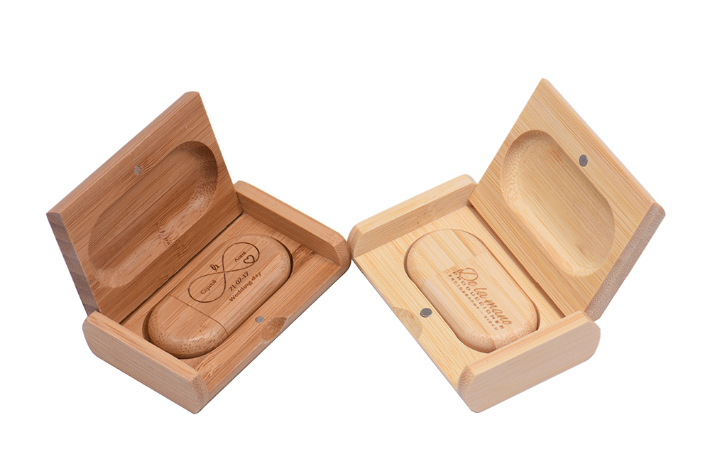 Natural Wooden Stick Style Usb Flash Thumb Drive 4gb 8gb 16gb With Box