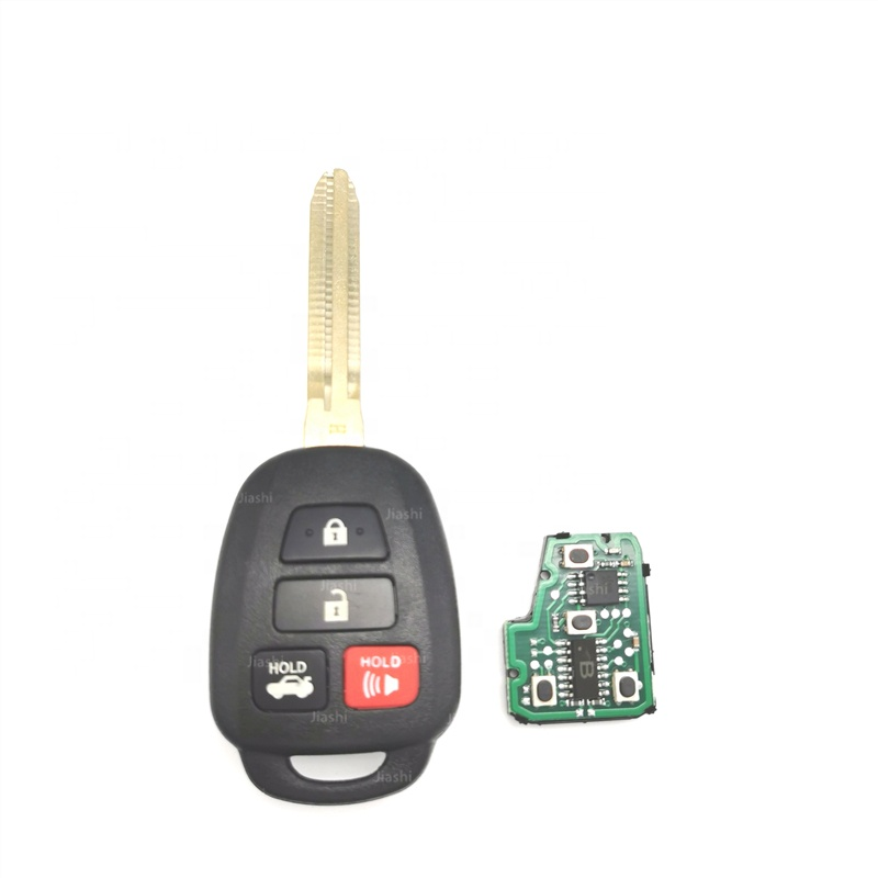 Jiashi car remote <strong>key</strong> for Toyota HYQ12BDM 314.3Mhz 8A chip for Toyota auto smart remote <strong>key</strong>