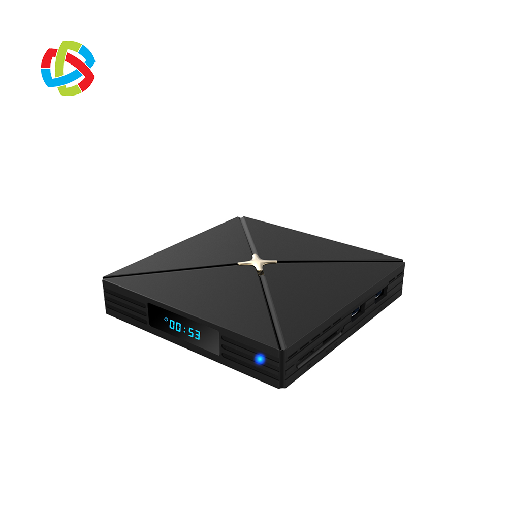 High Performance Rockchip3328 4G+64G with 2.4/5G wifi Android TV Box YSE with smart <strong>system</strong>