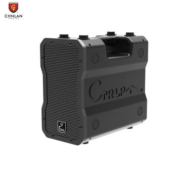 CTRLPA JG07HD Special Siren Portable  Long Range Directional Acoustic Loudspeaker for Security Emergency Alarm