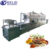 Industrial Continuous Belt Conveyor Fruit Nut Grain Leaves Mineral Microwave Drying Roasting Sterilization Curing Machine