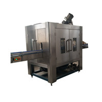 Automatic Glass Bottle Beer Filling Machine / Small Beer Filling Machine Bottle Price