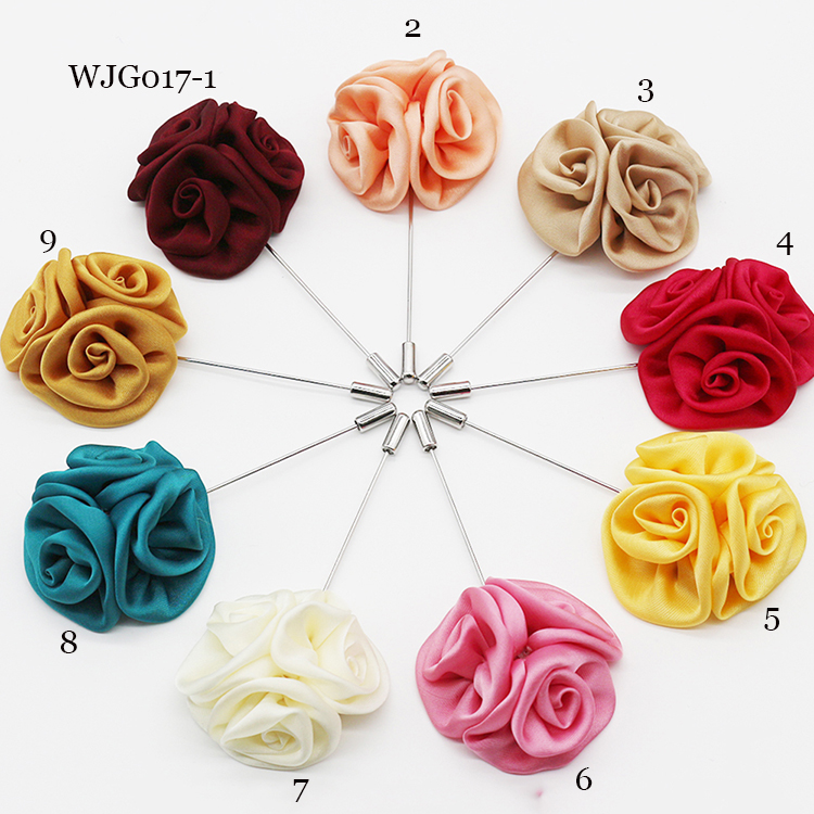Wholesale High Quality Lapel Pin Custom New Design Mens Stock Brooch Pins