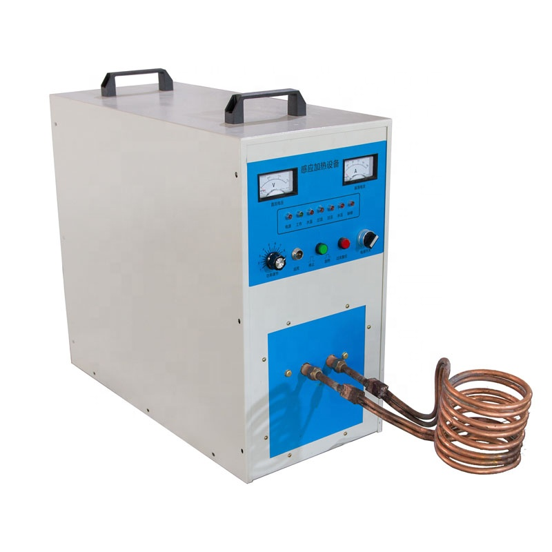 Portable induction heating <strong>equipment</strong>, high frequency brazing <strong>equipment</strong>