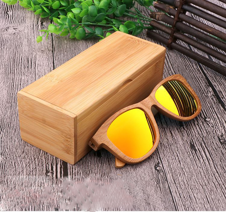 Bamboo Sunglasses Case Custom Sunglasses Packaging Boxes 2020