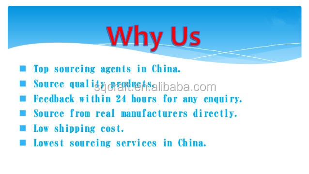 Honest and Reliable Source Purchase Agent Yiwu Agent with Low Commission