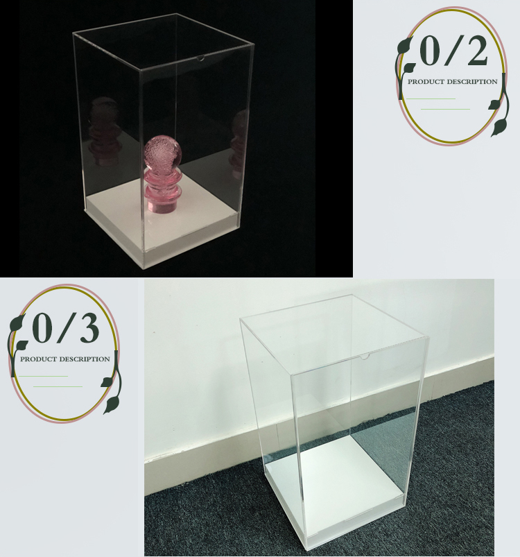 acrylic box  jewelry   The cosmetics department of the supermarket  store display racks Stand