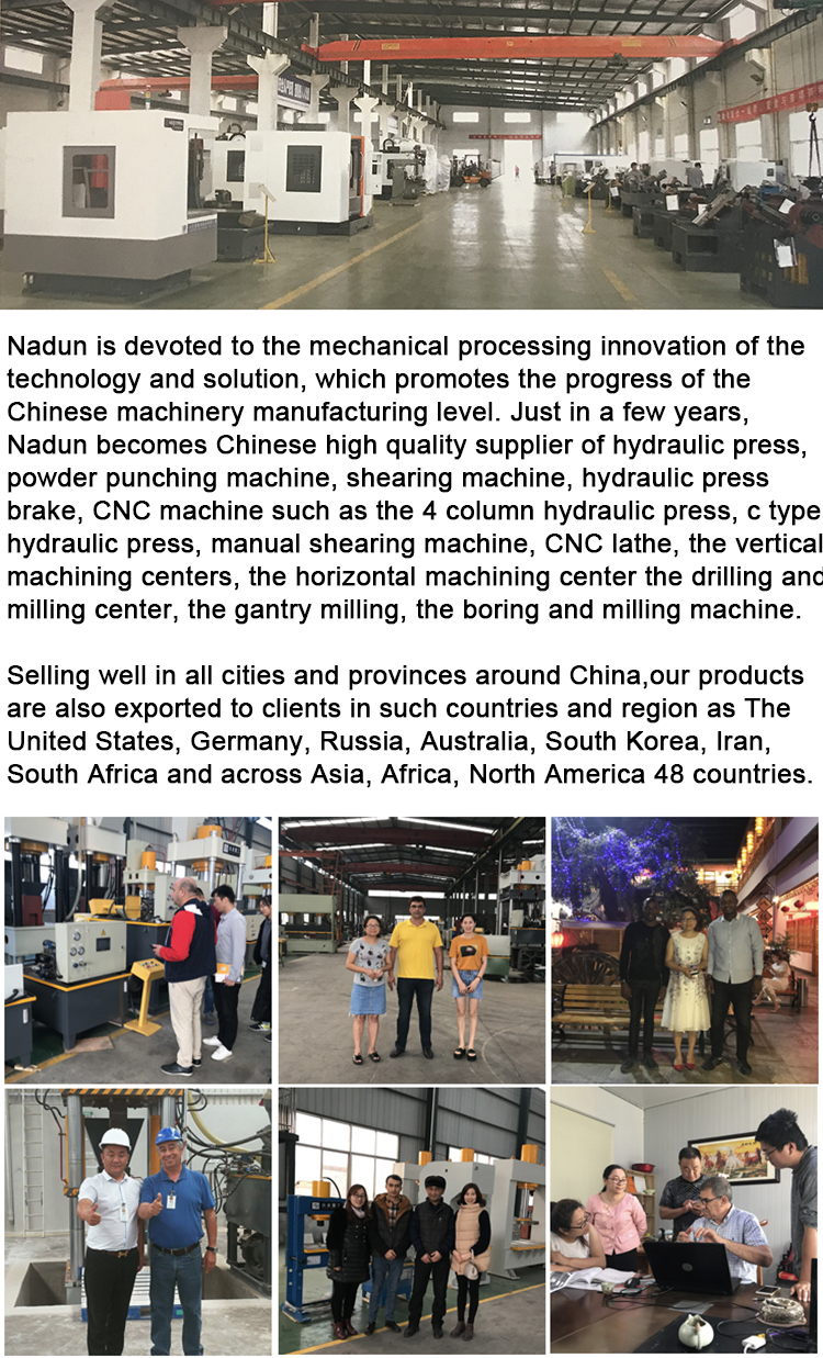 China hydraulic dinner sets forming making press machine