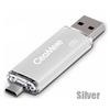 Silver-Straight