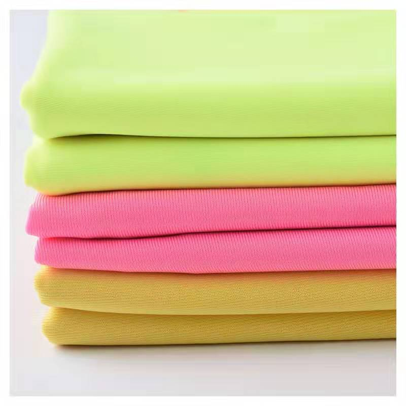 High-quality Spandex RecycledLycra 85% Polyester 15%  Fabric