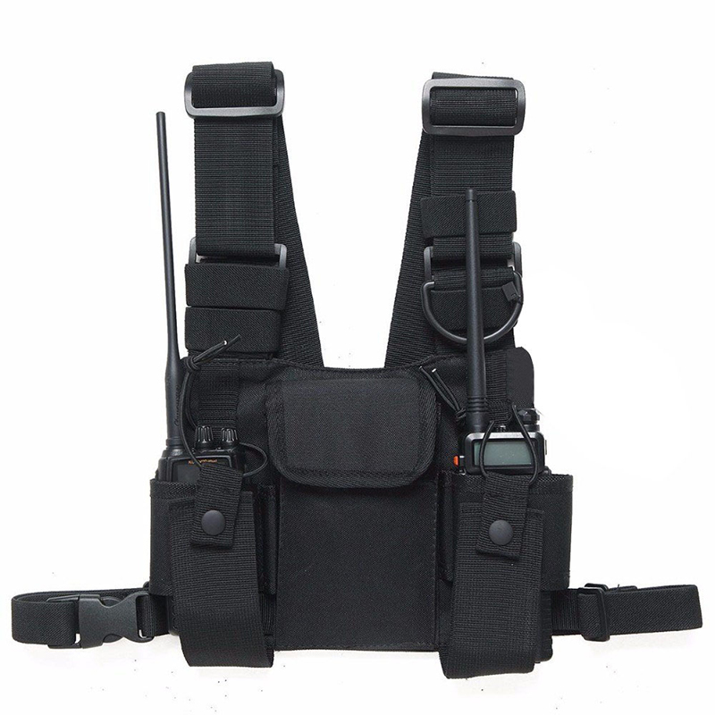 50% off Portable and Lightweight Harness Military Tactical Chest Rig Bag With Adjustable Shoulder Straps