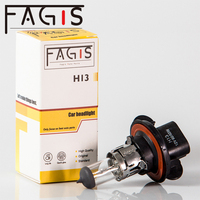Fagis 12v 60/55w 9008 h13 car headlight auto halogen bulb