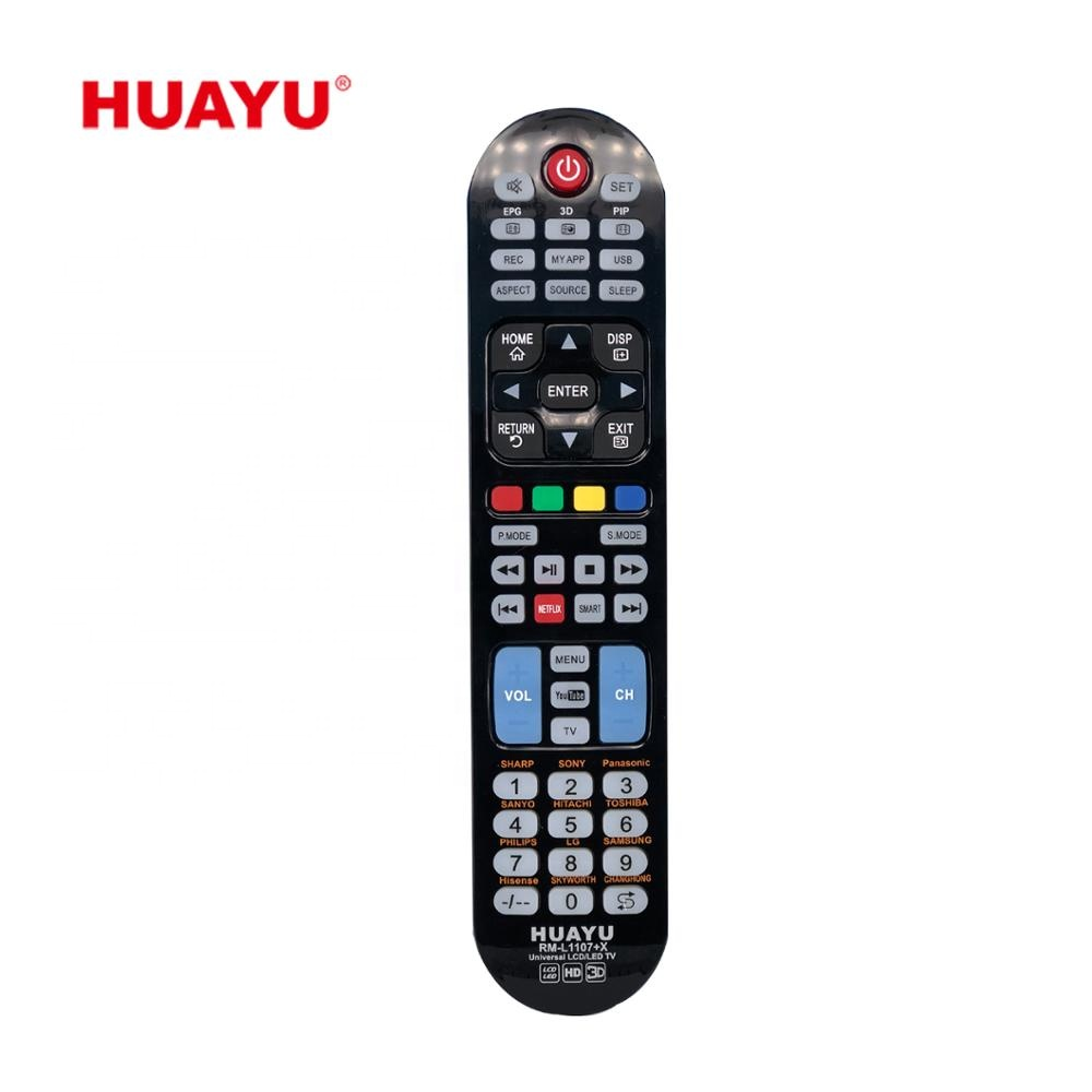 SYSTO RM-L1107+ <strong>X</strong> HUAYU UNIVERSAL LCD LED TV <strong>REMOTE</strong> CONTROL