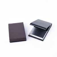 Top Quality Focus Real Leather Cigarette Case Wallet