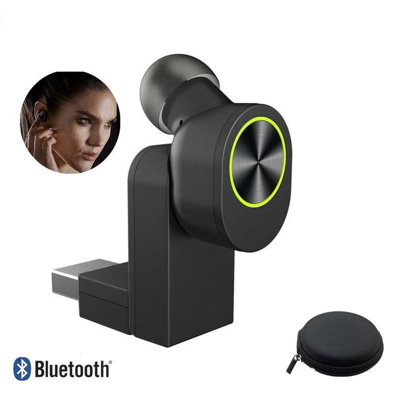 Wireless Usb Charger headphones wireless <strong>bluetooth</strong> earphone with Mic Invisible Wireless Headset in ear earbuds