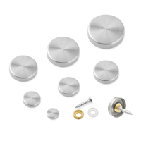 Decorative mirror screw caps cover (CM 013)