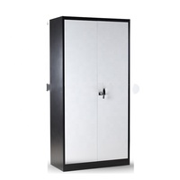 Top China Furniture Office/Home Used Steel/Metal Wardrobes Cabinets For Sale
