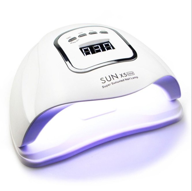 2019 hot selling Amazon products SUNx5 plus/max nail fast drying 120w lamp electric nail dryer