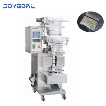 Shanghai factory price 5g 5 grams 5 kg hotel white sugar small automatic sachets filling packing packaging machine for granule