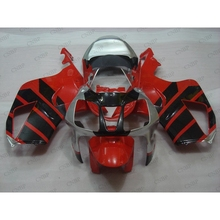 RC51 SP1 SP2 <strong>01</strong> <strong>02</strong> Bodywork Fairing Kits for Honda VTR1000 RR 2000 - 2006 Motorcycle Fairing Red Black Silvery