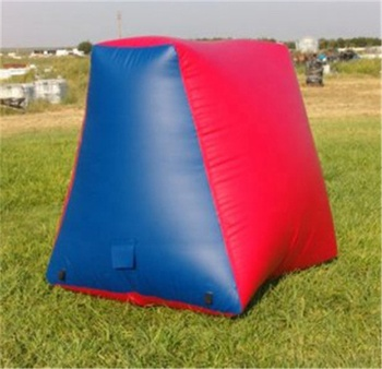 Cheap Air Paintball Bunkers High Quality Inflatable Paintball Target for Shooting Game