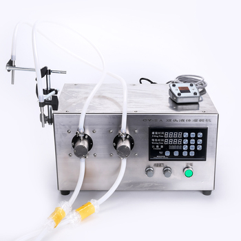 Automatic candle wax liquid filling machine