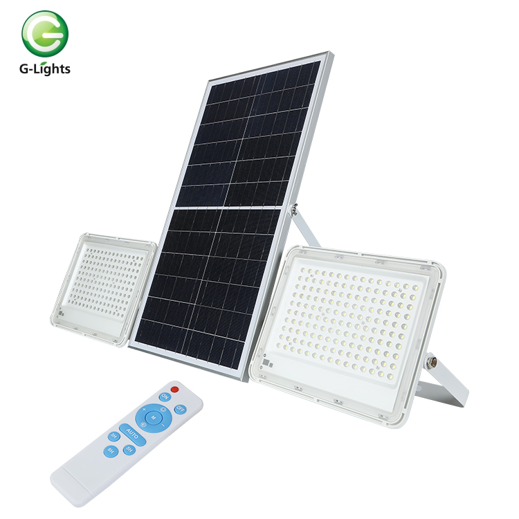 High quality waterproof IP65 outdoor aluminum 60 100 120 150 200 300 400 <strong>w</strong> solar led flood light
