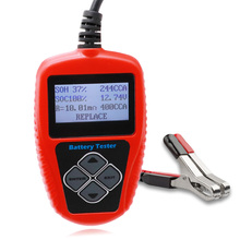 Portable Electronic Battery Tester 12V Auto Battery Analyzer Car Starting Charging System Tester