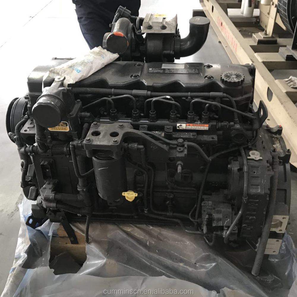 Cummins Qsb6.7 Diesel Engine for Construction