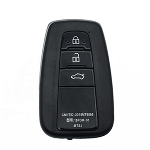 3 Buttons Remote Control Car Smart Key Shell Case Fob For Toyota C-HR RAV4 Prius Camry 2018 2019 HYQ14 FBC / FBE
