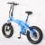 snow customized 250W/500W/750W 48V fat tire ebike folding 20inch electric bike bicycle