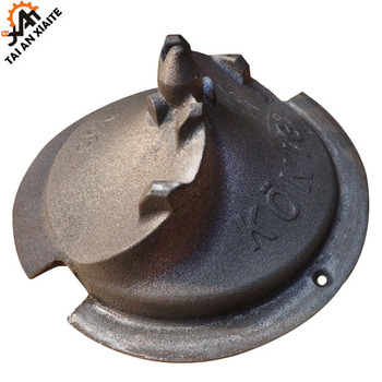 HT250 sand cast drill bit for embedded parts in construction