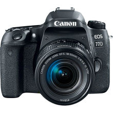 CANON EOS 77D DSLR Camera with EF-S 18-55mm F4-5.6 IS STM Lens