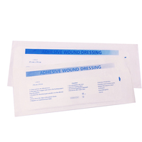 Medical Adhesive PU Film Transparent Waterproof Wound Dressing