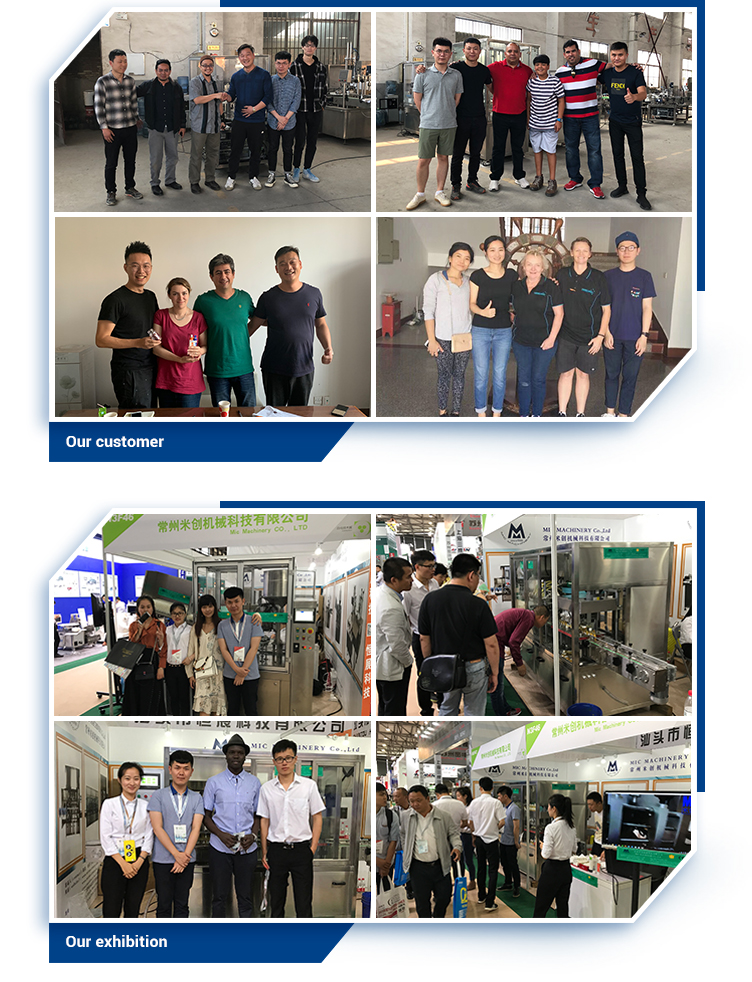 High speed auto aluminum tube filling sealing machine for ointment cream