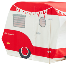 MINI CAMPER PLAY HOME playhouse for kids RED kids teepee tent whole sale indoor dream
